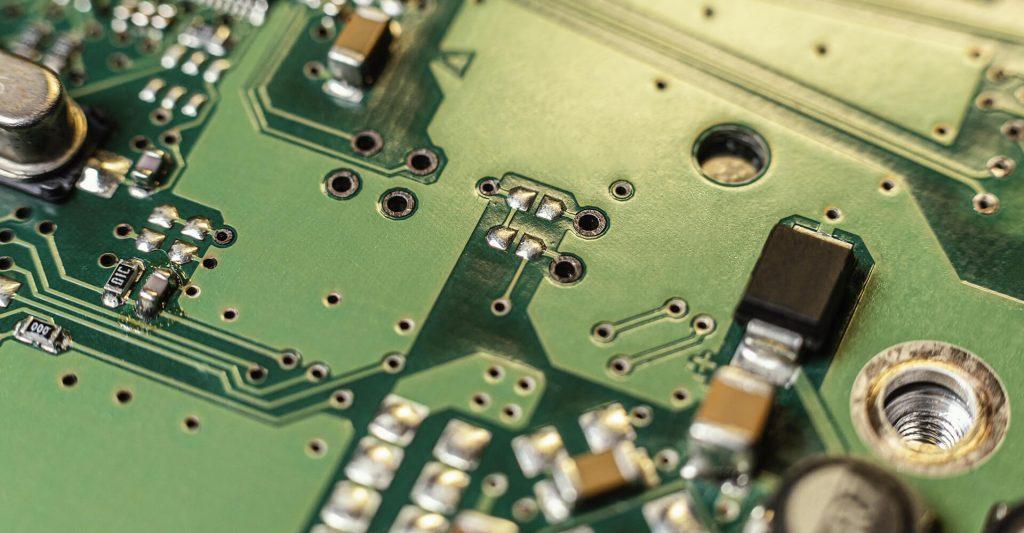 Desarrollo de hardware en aeronáutica